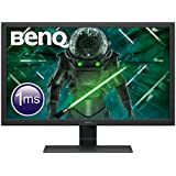 """BenQ GL2780 27"""" Eye-Care LED Monitor   75Hz 1ms GtG   FHD 1920x1080   in-Built Speaker   Brightness Intelligence   Cable Management System   ePaper & Colour Weakness Mode   HDMI, DVI, DP and VGA ports"""