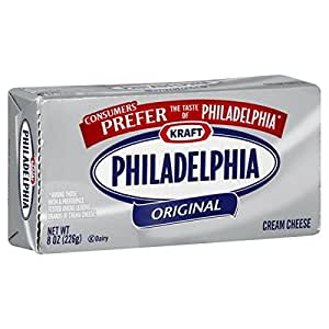 Kraft Philadelphia Original Cream Cheese, 226g