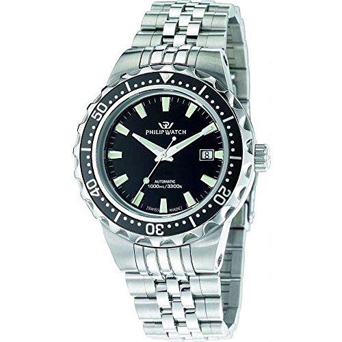 orologio solo tempo uomo Philip Watch Caribe casual cod. R8223597002