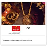 Kalyan Jewellers Gold E-Gift Card