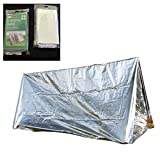Best Survival Shelter - Shopystore Outdoor Argent Ultraleve Shelter Emergency Camping Sos Review