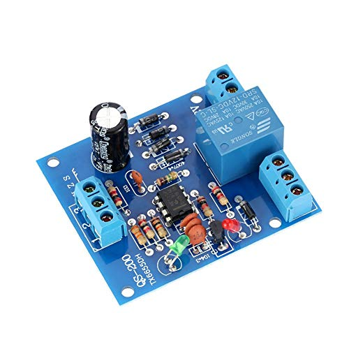 H-ONG 9V-12V AC/DC Liquid Level Controller Water Level Detection Sensor Drainage Pump Water Control Module Power-ac-powered Sensor