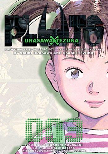 Pluto Urasawa x Tezuka. Volume 3