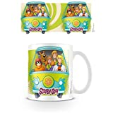 Pyramid International MG23421 Scooby DOO - Mystery Machine Keramikbecher, Mehrfarbig, 8,5 x 12 x 10,5 cm