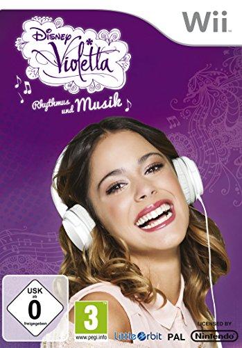 Software Pyramide Wii Violetta Rhythmus & Musik