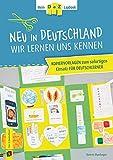 Mein DaZ-Lapbook. Neu in Deutschland - wir lernen uns kennen: Kopiervorlagen zum sofortigen Einsatz für Deutschlerner