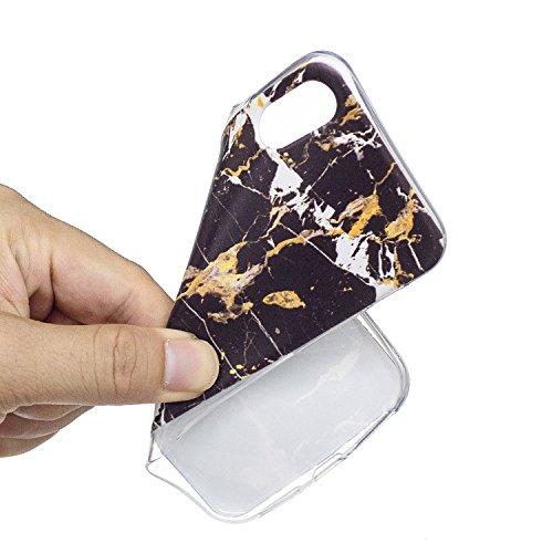 Cover iPhone X - Custodia in Silicone Morbida - Surakey iPhone X Custodia Trasparente TPU Crystal Clear Protettiva Bumper Sottile e Flessibile Back Skin Premium Gel Gomma Case Antigraffio Antiurto Pro Modello#12