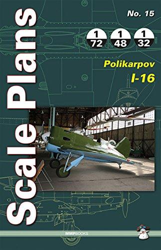 Scale Plans No. 15: Polikarpov I-16