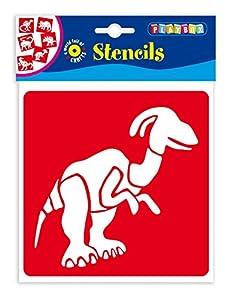 Playbox - Pintura por números Dinosaurios (PBX2470640)