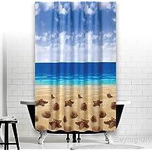 Amazon.fr : rideaux de douche 240 cm