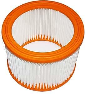 lamella filter r 2 635 for nilfisk alto attix 30 01 pc. Black Bedroom Furniture Sets. Home Design Ideas