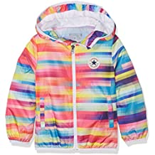 Converse Full Zip Packable Jacket, Chándal para Niños