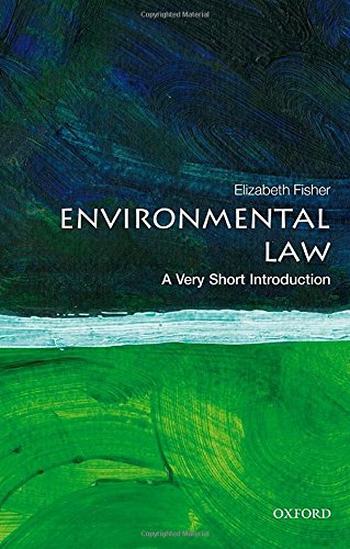 Environmental Law: A Very Short Introduction (Very Short Introductions) -