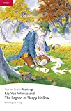 Penguin Readers 1: Rip Van Winkle and the Legend of Sleepy Hollow Book & CD Pack: Level 1 (Pearson English Graded Readers)