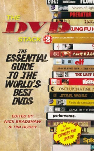 The DVD Stack II: The Essential Guide to the Worlda??s Best DVDs by Tim Robey (2007-10-04)
