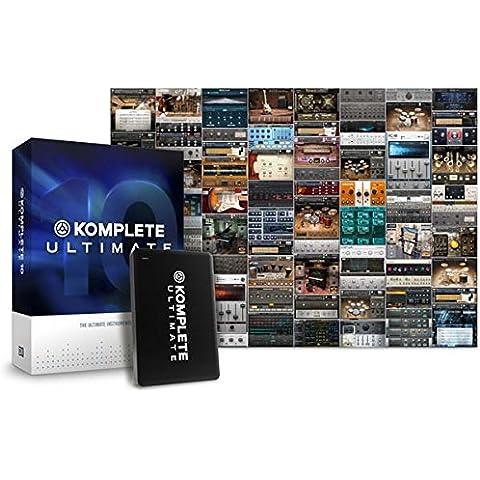 Native Instruments KO10UUPG Komplete 10 Ultimate Upgrade