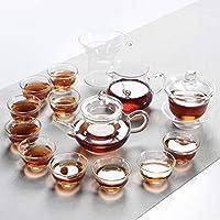 Référence: ztzsgfcj-10027  Matériau: porcelaine  Type: Service à thé Kung Fu  Types de service à thé: ensemble complet de services à thé  Origine: Comté  Nombre applicable: 7 personne -9 personne  Matériau du plateau de thé: N °  Classification de la...