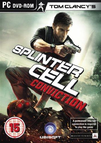 Splinter Cell Conviction (PC DVD) [Importación inglesa]