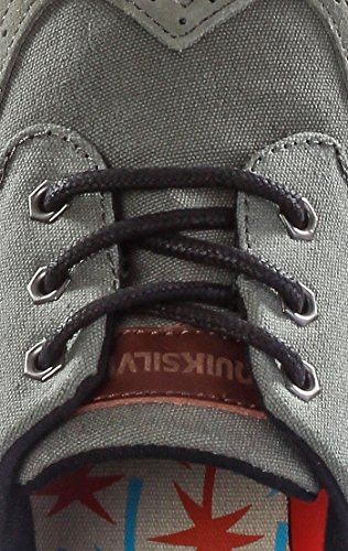 2894I sneakers uomo QUIKSILVER emerson scarpe shoes men [44 EU-10 UK] grigio/nero