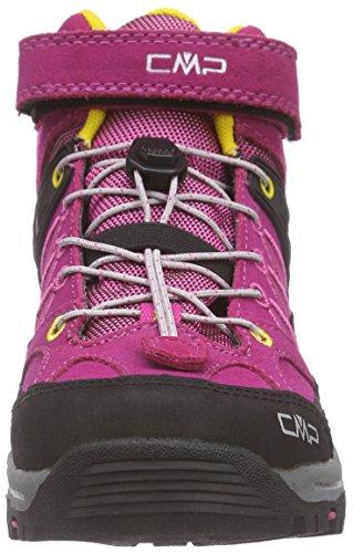 CMP - F.lli Campagnolo Rigel, Chaussures de Randonnée Hautes Garçon rose (Scarlet H431)