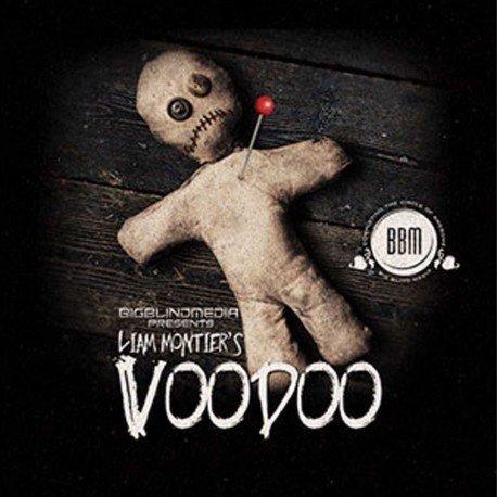 Liam Montier's Voodoo (DVD + Gimmick)