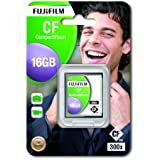 FujiFilm Compact Flash Card (16 GB, 46,5 MB / Sek.)