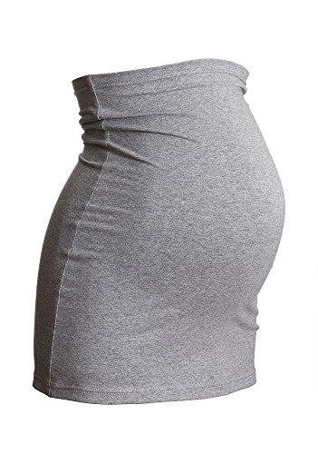 Bandeau de Grossesse par Harry Duley – Extra Long – Coton – Différentes couleurs - Tailles (EUR) 36 à 56 Gris