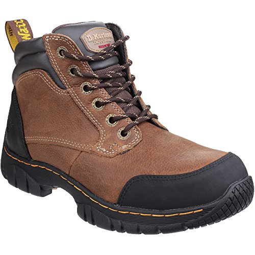 Dr Martens Mens & Womens Riverton SB Lace up Hiker SRC Safety Boots