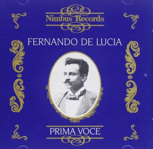 Fernando De Lucia : Airs d'opéras