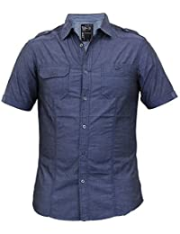 Hommes Chemise Manches Courtes By Dissident