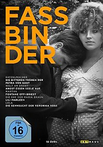 Bild von Fassbinder [10 DVDs]