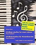 24 Blues Studies for Score Slaves: 24 Bluesstudien für Notenknechte