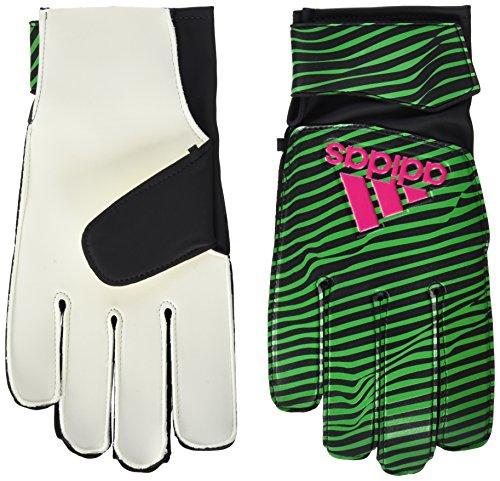 adidas Erwachsene Handschuhe X Training, Grün/Schwarz/Pink, 8, 4056559813253