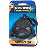 Commonwhealth - Peluche Clip On Angry Birds Star Wars - Dark Vador - 0022284931627
