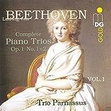 Beethoven: Piano Trios Op. 1 Nos. 1 & 2