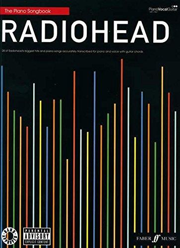 Radiohead The Piano Songbook P/V/G - P. Piano