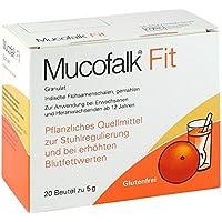 Mucofalk Fit Granulat Beutel 20 stk preisvergleich bei billige-tabletten.eu