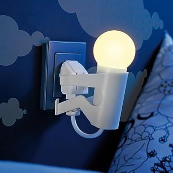Veilleuse à LED ''Petit Bonhomme''