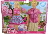 Barbie Mode für Barbie und Ken - Date Night Moden Picknick X7864