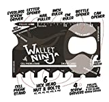 #7: SHOPEE Wallet Ninja 18 in 1 Multi-purpose Credit Card Size Pocket Tool