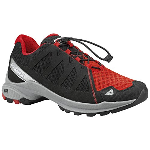 Dolomite ,  Scarpe da camminata ed escursionismo uomo Black/ Fiery Red