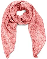 Seiden-Tuch für Damen mit Blumen-Wiese von Zwillingsherz ✿ Elegantes Accessoire für Frauen auch als Schal / Seiden-Schal / Halstuch / Schulter-Tuch oder Umschlagstuch einsetzbar