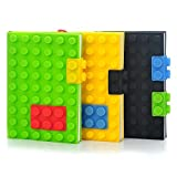 GeekGoodies Lego Blocks Notebook Designe...