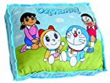 Doraemon - cuscino rettangolare, 50 x 40 cm, blu (United Labels 810.666) immagine