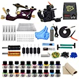 Best machine rotative - ITATOO TATTOO® Kits de tatouage professionnels complets avec Review