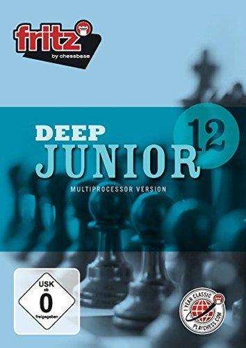 DEEP JUNIOR 12: PC Schachprogramm - Multiprozessorversion