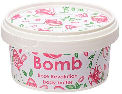 Bomb Cosmetics Bodybutter ROSE REVOLUTION mit Geranium