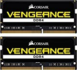 Corsair Vengeance SO - Memoria DDR4 de 32 GB (3000MHz, 2 x 16 GB) Color Negro