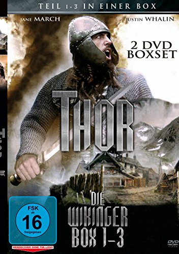 Thor - Die Wikinger Box 1-2 [2 DVDs]