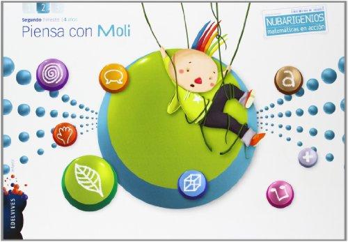 Piensa con moli (infantil 4 años segundo trimestre) (nubarigenios)
